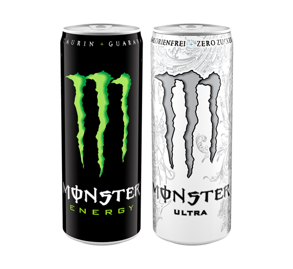auf 1 Dose Monster Energy 35.5 cl