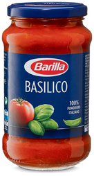 Barilla Tomatensauce Basilico, 6 x 400 g, Multipack (100 g = 0.44)